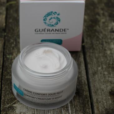 Test et avis de la crème Confort Jour-Nuit Par Guérande cosmetics