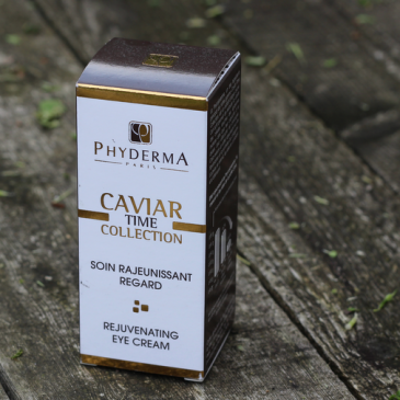 le Soin Rajeunissant Regard Caviar Time Collection par Phyderma