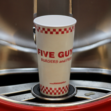 Test et avis du Five Guys à Atlantis – Nantes