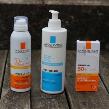 La haute protection solaire dermatologique par La Roche-Posay