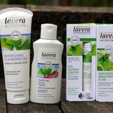 Traiter sa peau rebelle avec les cosmétiques Lavera