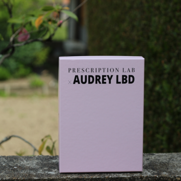 La box de mai Prescription Lab – Audrey Lombard x Prescription Lab