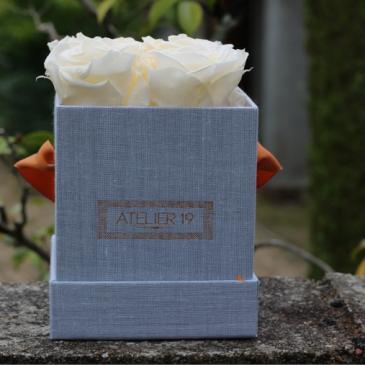 Objet de convoitise – La box de roses atelier 19