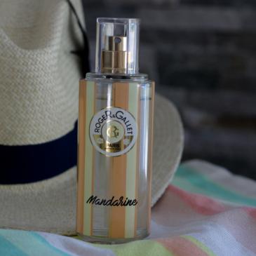 L'eau Parfumée Bienfaisante MANDARINE – Edition limitée été 2019