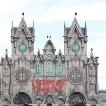Un week end en enfer – Hellfest 2019 – part 1 – L'ambiance