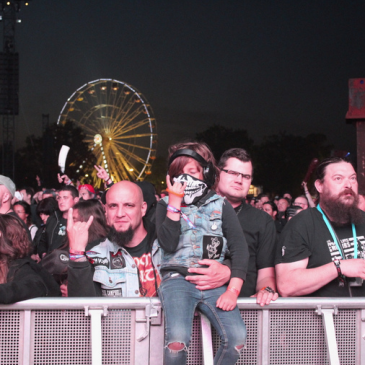 Retour sur le week end en enfer : Knotfest 2019