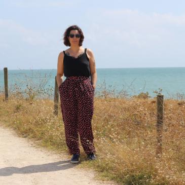 Look : des cœurs et de la plage