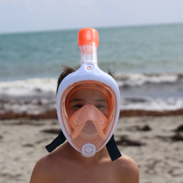 Le masque Easybreath junior de Subea – test et avis