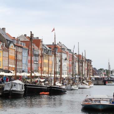 Voyager à Copenhague avec des enfants – les modalités pratiques