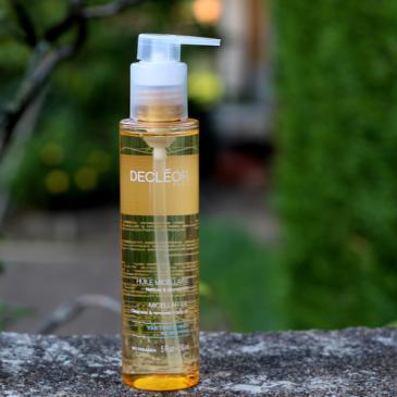 Test et avis sur l'huile micellaire Aroma Cleanse de Decléor