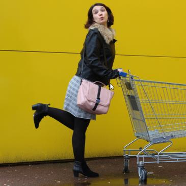 Il était une fois : la blogueuse de supermarché