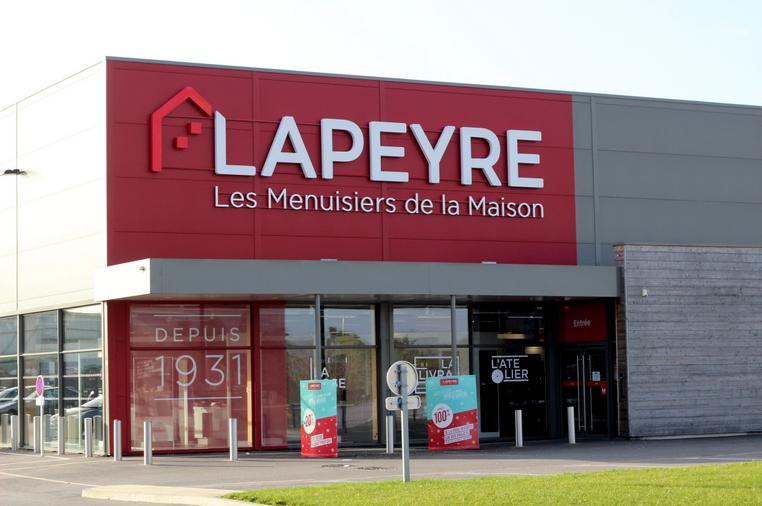 magasin Lapeyre Vannes