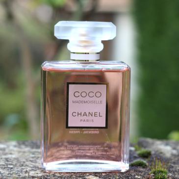 Le parfum Coco Mademoiselle par Chanel
