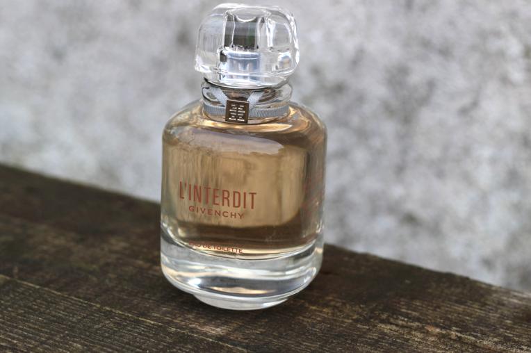l interdit de Givenchy le parfum