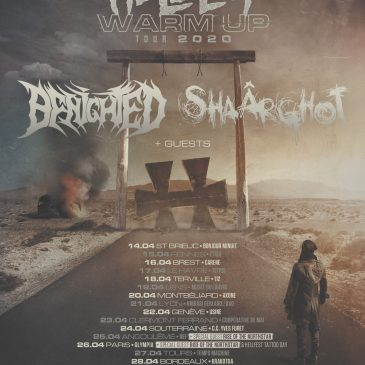 Hellfest – Warm Up 2020 – Beyond this road