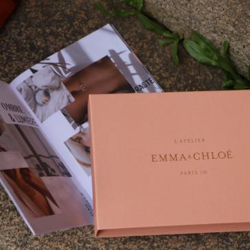 Box bijoux Emma & Chloé – Février 2020