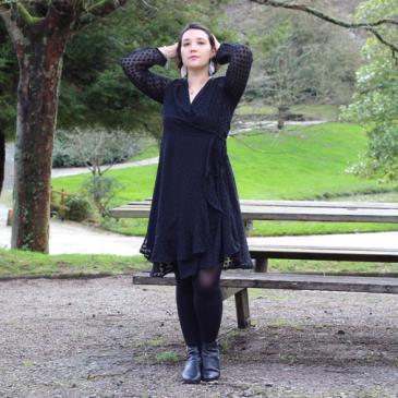 Défi look Bleu Bonheur : un premier RDV amoureux