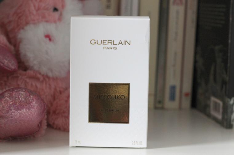 Mitsouko Guerlain emballage