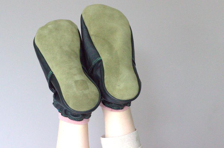 semelles chaussons souples
