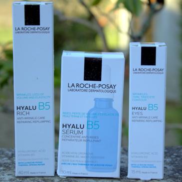 La gamme Hyalu B5 par La Roche-Posay