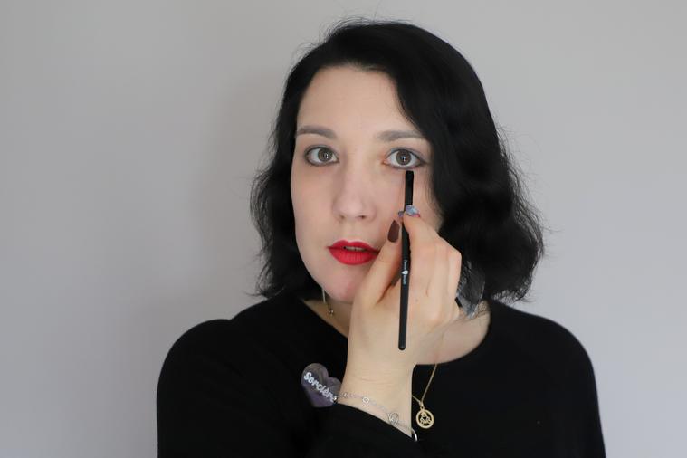 pinceau eyeliner