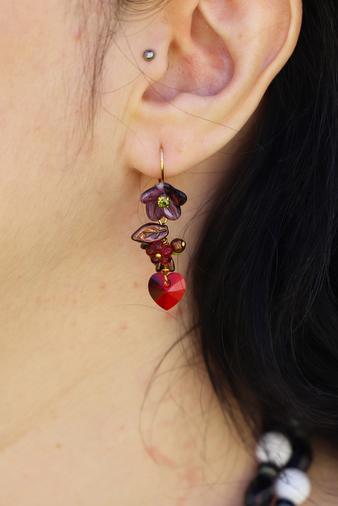 atelier de montsavly boucles d oreilles
