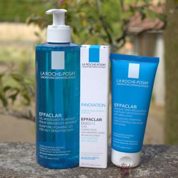 Effaclar – Le soin des peaux grasses par La Roche Posay