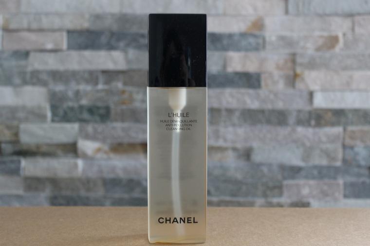 huile de beauté Chanel