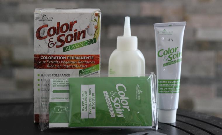 color et soin Les 3 chênes