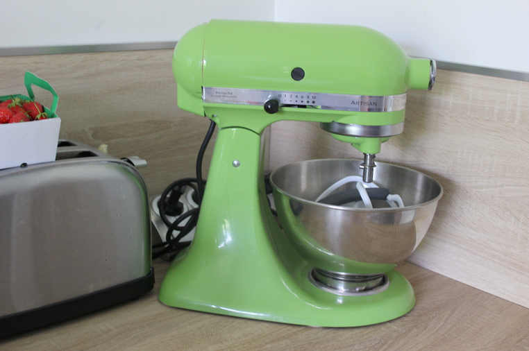 robot kitchenaid