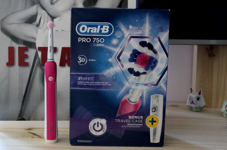 brosse à dents Oral B