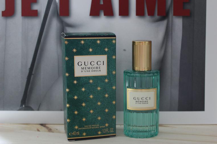 gucci parfum mémoire d une odeur