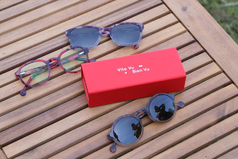 collection de lunettes Vite Vu Bien Vu