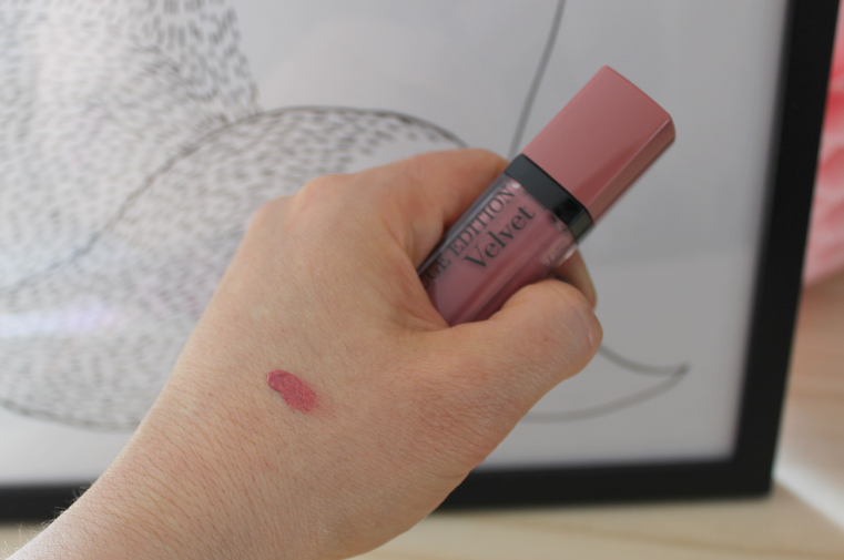 bourjois velvet Don´t Pink Of It!