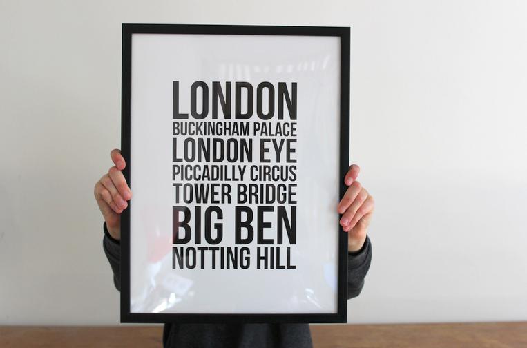 lieux de Londres