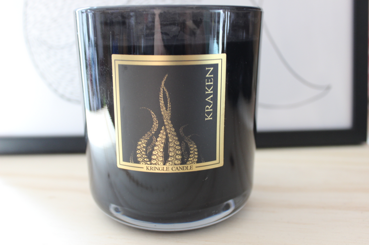 kraken candle
