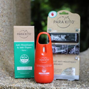 L'été avec PARA'KITO – l'Anti-moustiques