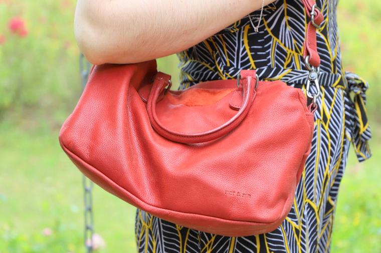 sac rouge nat et nin