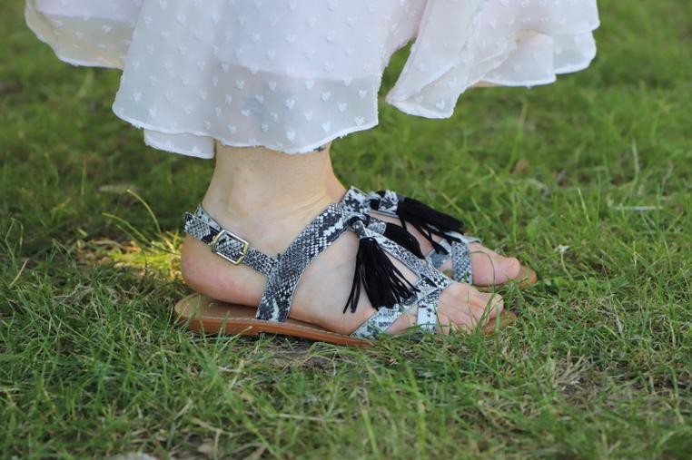 sandales minnetonka