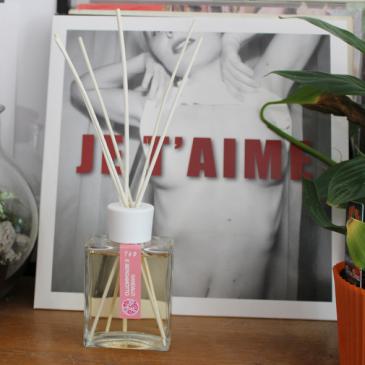 Le parfum d'intérieur THD Platinum Collection