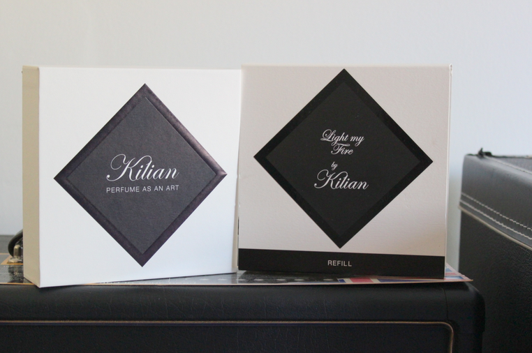 parfum By Kilian light my fire