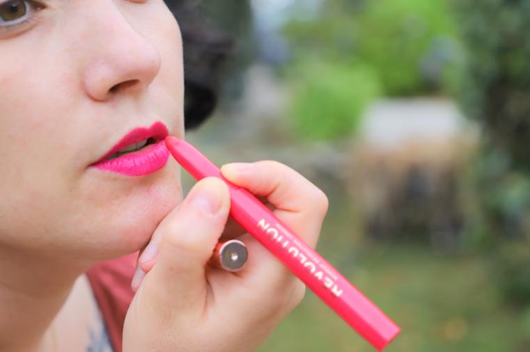 rouge à lèvres Revolution