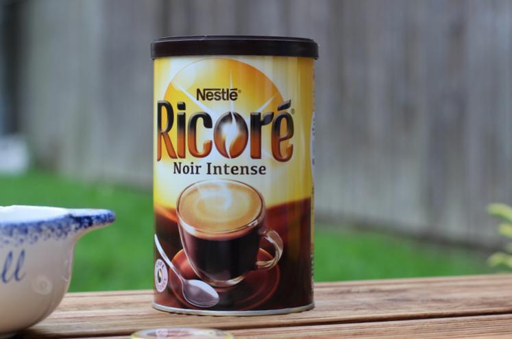café noir intense ricoré