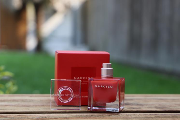 parfum narciso rodriguez rouge