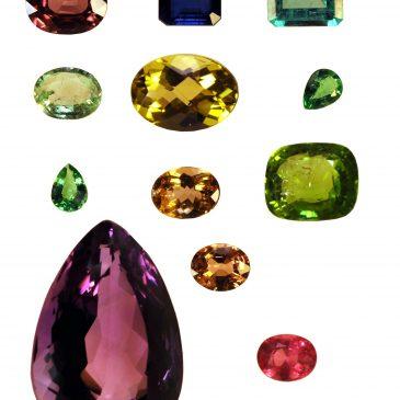 Les pierres fines et précieuses en bijouterie