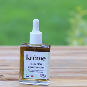 Test et avis sur la marque Krème – huile SOS