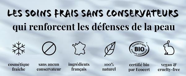 krème la marque française