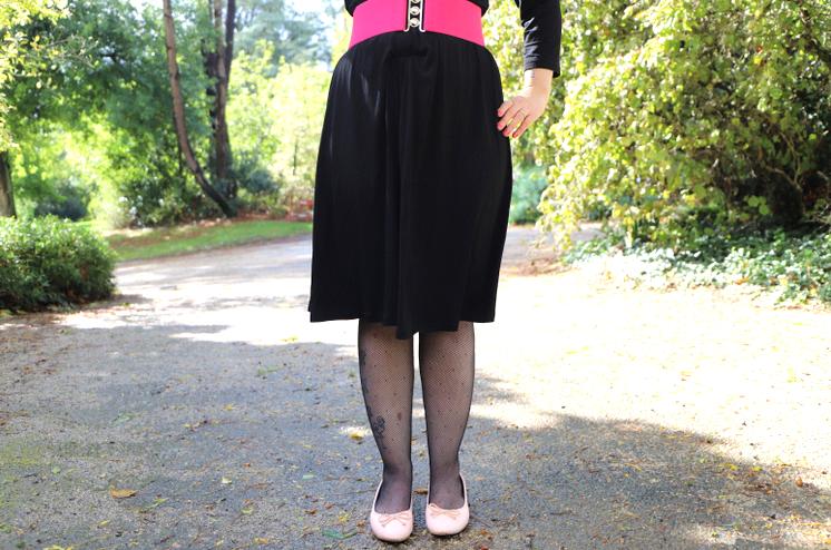 bas de petite robe noire
