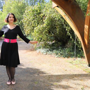 Look : la parfaite petite robe noire d'automne