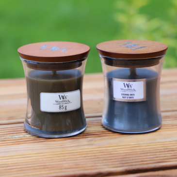 Les bougies Woodwick – Test et avis